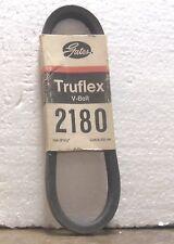 Gates - Truflex V-Belt - P/N: 2180 - Made in U.S.A. (Nos)