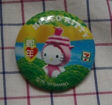 7-11 Hello Kitty 年份 扣針 - 蛇年