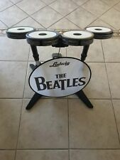 Wii The Beatles LIMITED EDITION Rock Band Bundle PLUS DONGLE - WORKS GREAT!