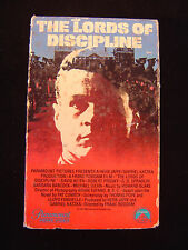 The Lords of Discipline BETA Format Tape Movie Video David Keith 1983 Vintage