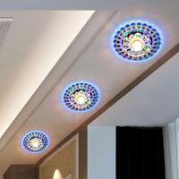 LED Deckenlampe Kristall Deckenleuchte Flurleuchte Modern Wandlampe Beleuchtung