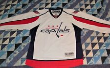 Washington Capitals Reebok Replica Away Jersey (Size XL)