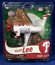 New - CLIFF LEE #33 Figure - MLB 29 - McFarlane PHILADELPHIA PHILLIES Pitcher