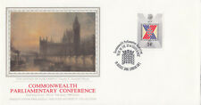 (05446) GB PPS Sothebys FDC Commonwealth Parliamentary Conference London 1986