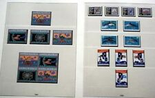 Postfrische Briefmarken aus Australien, Ozeanien & der Antarktis als Sammlung