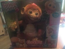 FurReal Friends Cuddles My Giggly Monkey Pet Animal - Large Full Size NIB