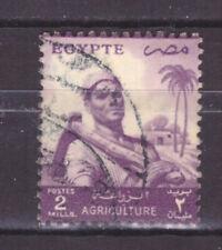 FRANCOBOLLI Egitto Egypt 1954-55 -- Serie Ordinaria 2 m. YV366