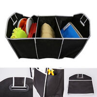 Large Car Trunk Boot Organiser Collapsible Storage Holder Foldable Nice