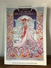 The Art of Jim Fitzpatrick Signed & Numbered Portfolio! Rare!