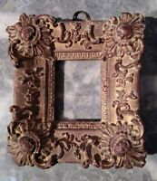 Ornate Gilt Gothic Revival style Frame.Good condition.