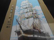"""Anchor """"CLIPPER"""" stampata arazzo tela solo"""