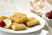 SILVER FERN LEMON BAR DESSERT MIX - LOW NET CARBS - HIGH PROTEIN - GLUTEN FREE