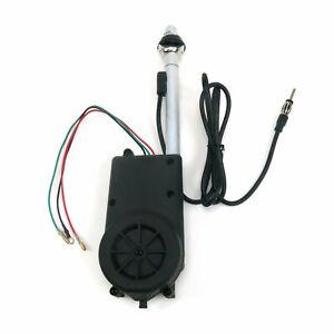 Chrome Power antenna Upgrade  fits Jeep CJ/DJ 1953 - 1970 A29179