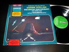 """John Williams """"Guerre Stellari / Incontri Ravvicinati Del Terzo Tipo"""" LP  RCA """