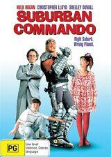 Suburban Commando NEW R4 DVD