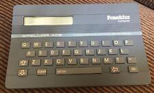 Franklin Spelling Ace Model Sa-98 Tested Works Merriam Webster