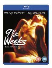 9 ½ Weeks [Blu-ray] [1986], DVD   5039036057004   New