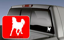 Horse Decal CAR Window Decal Vinyl Lettering Laptop Sticker Horse 2