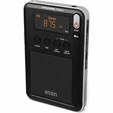 NEW ETON Digital Mini Shortwave AM/FM SW1/2 Pocket Radio NGWMINIB Grundig