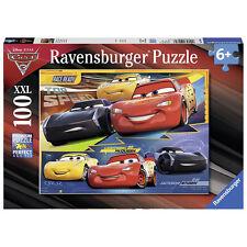 Ravensburger Disney Pixar Cars 3 XXL 100 Pieza Rompecabezas Nuevo