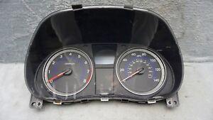 2015 2016 2017 Hyundai Accent SE Hatchback Speedometer Instrument Gauge Cluster