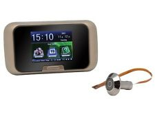 """Home Security Camera 2.8"""" LCD Smart Peephole Door Viewer  Video DVR Recorder spy"""