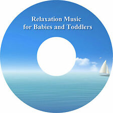 Soothing Peaceful Relaxation Music for Babies and Toddlers CD Sleep Aid Calming