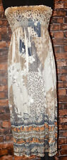 LAPIS TUBE DRESS CONVERTIBLE DRESS SKIRT EMBELLISHED SEQUINS WOMENS ONE SIZE