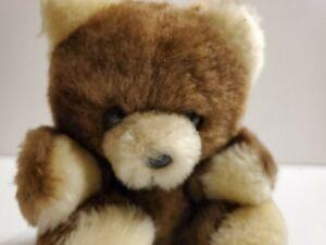 Russ Luv-Pets Mini Bear Plush 4 Inches