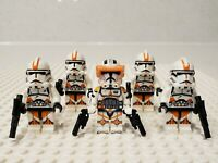 Star Wars Custom Commander Cody 212th Clone Troopers 5 Minifigures Lot - USA