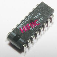 1PCS TDA9821 Dual channel TV FM intercarrier sound demodulator