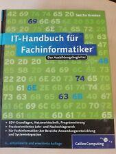 Kersken, S: IT-Handbuch für Fachinformatiker von Sascha Kersken (2013)