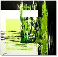 "Wandbild Gemälde ""Abstrakt "" Unikat Nr. 704"
