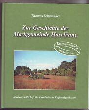 Geschichte Markgemeinde Haselünne Schomaker  Emsland  2010