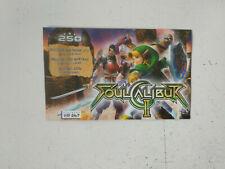 Vip Card non grattée  Nintendo Gamecube : SOul calibur 2
