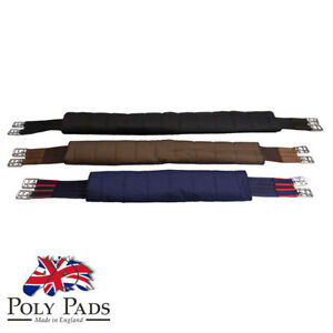 GENUINE PolyPad Pony Horse Girth Rappa Girth Sleeve Protection Full