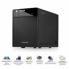 "Mediasonic PROBOX 4 Bay 3.5"" SATA Hard Drive Enclosure - USB 3.0 & eSATA Support"