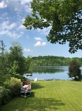 Southwest Michigan Lake Front Home For Sale