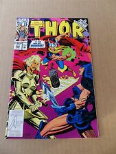 Thor 463 . Infinity Crusade X - over -  Marvel 1993 -  VF / NM