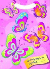Bolsas para regalos, mariposas