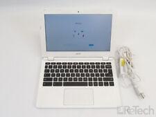 """Acer Chromebook CB3-111 Intel Celeron 2.16GHz 2GB RAM 16GB SSD 11.6"""" Chrome OS"""