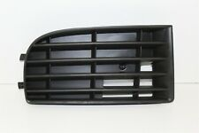VW Golf MK5 front bumper right grille 1K0853666 New genuine VW part