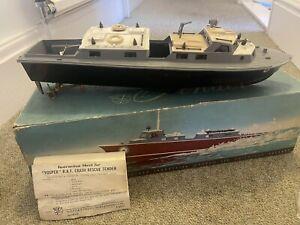 Vosper Electric Boat Victory Industries  (Surry) RAF Crash Tender