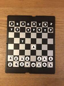 Magnetic Pocket Travel Chess Set