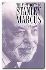 SIGNED! Viewpoints of Stanley Marcus : A Ten-Year Perspective by Stanley Marcus