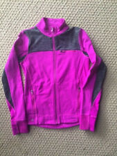 Athleta Girl Pink Zip Front Jacket Size 8-10 Years