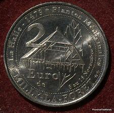 MILLY LA FORET  EURO  TEMPORAIRE  VILLES JETON MÉDAILLE MUNZE COIN 1082A250