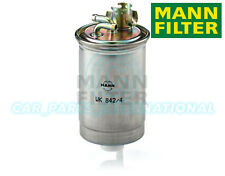 Mann Hummel OE Quality Replacement Fuel Filter WK 842/4