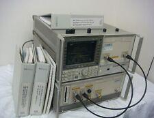 HP 70311A /70841B/70842B 3GHz Pattern Generator & Error Detector System