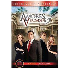 Amores Verdaderos (DVD, 2013, 4-Disc Set)